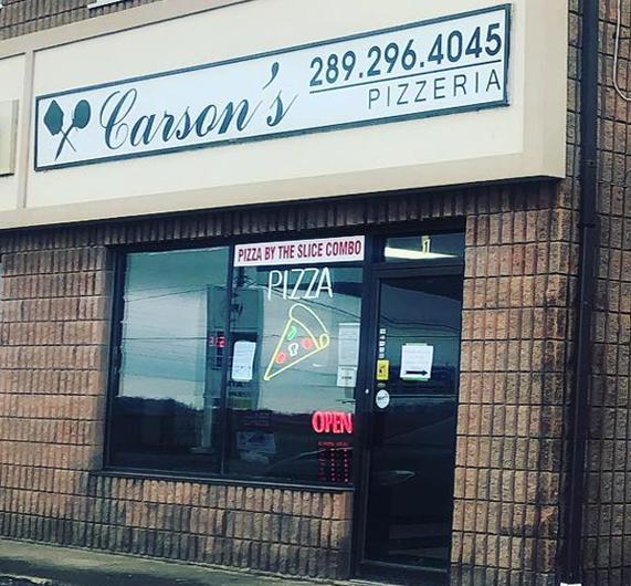 Niagara Falls Pizza