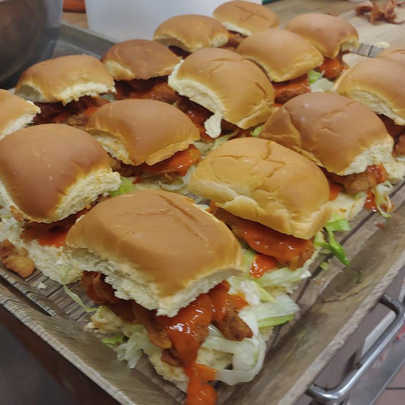 Fried Chicken Sandwiches in Niagara