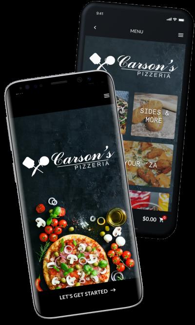 Carson's Pizzeria App Download